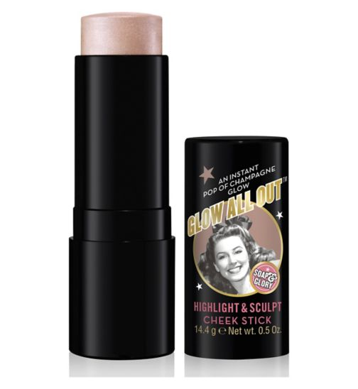 Soap & Glory™ Glow All Out™ Highlight & Sculpt Cheek Stick