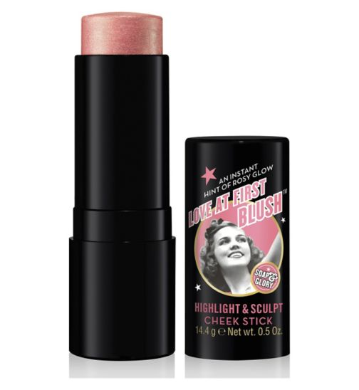 Soap & Glory Love at blush Highlight & Sculpt Stick