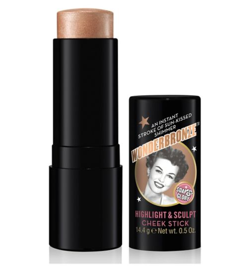 Soap & Glory™ Wonderbronze™ Highlight & Sculpt Cheek Stick