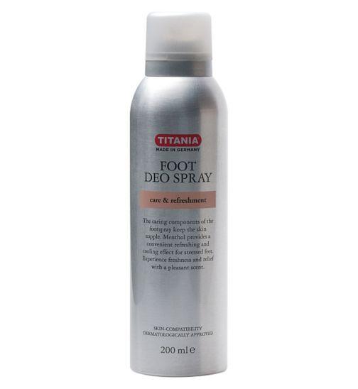 Titania Foot Deo Spray - 200ml