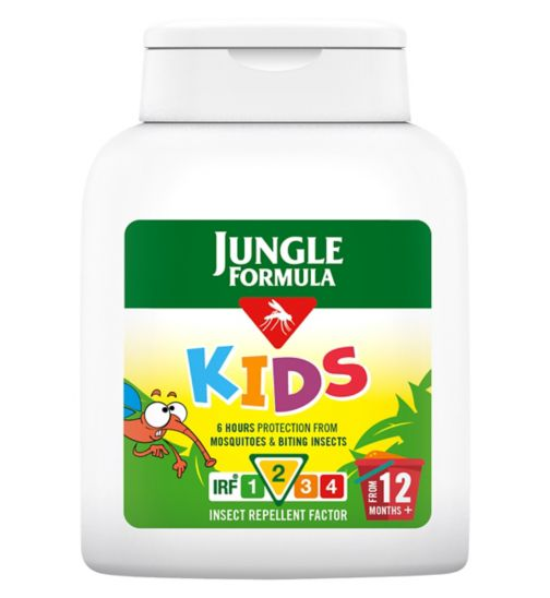 Jungle Formula Kids Insect Repellent Factor 2 - 125ml