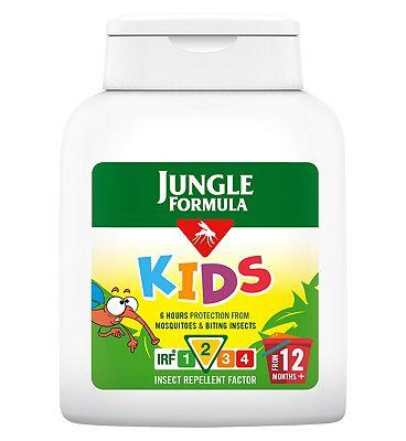 Jungle Formula Kids Lotion 125ml