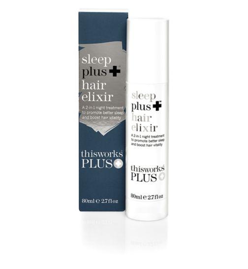 this works sleep plus hair elixir