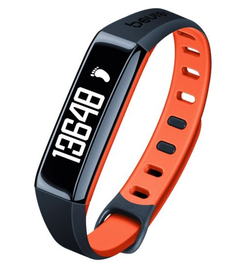 Beurer AS80C Activity Monitor (Orange)