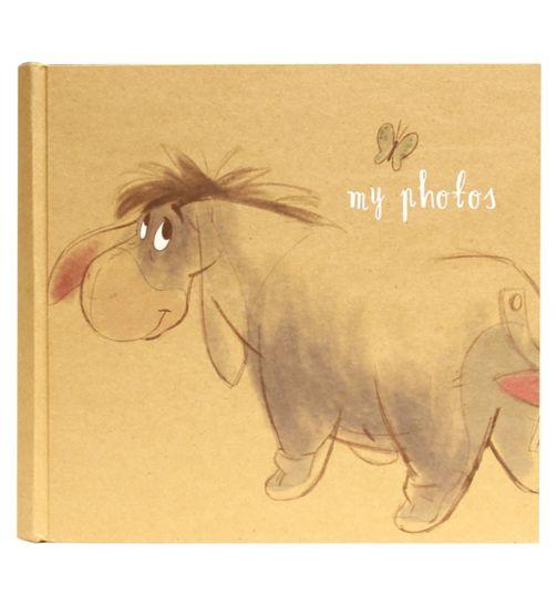Winnie The Pooh Slip In Album Large Memo Eeyore