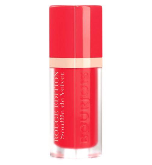 Bourjois Souffle de Velvet liquid lipstick