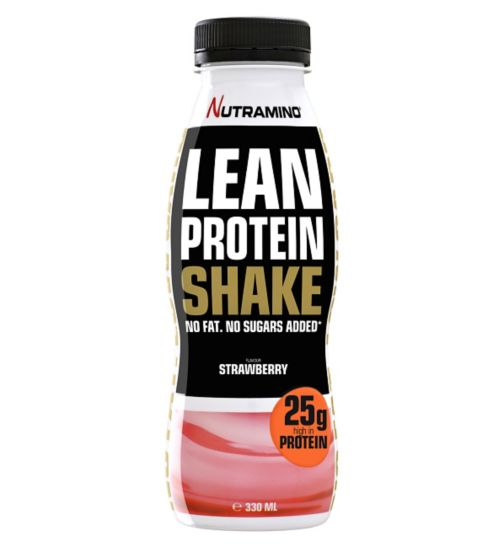 Nutramino Lean Protein Shake - Strawberry