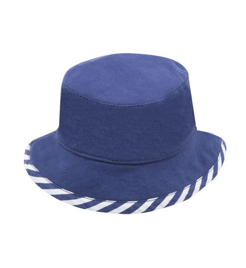 Mini Club Baby Boys Sun Hat Blue