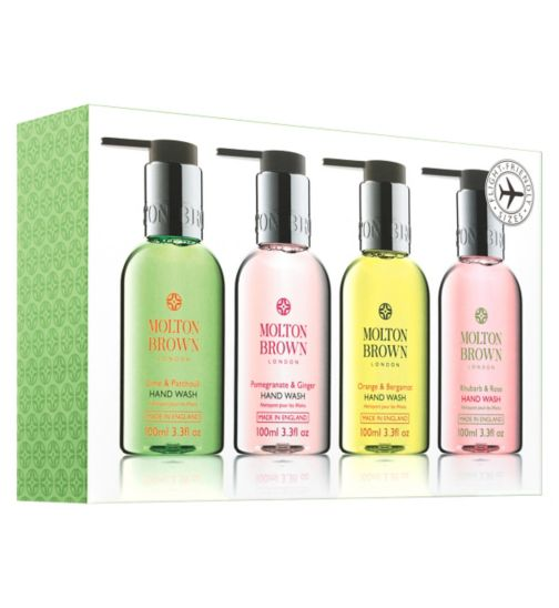 Molton Brown Bestsellers Travel Hand Wash Set
