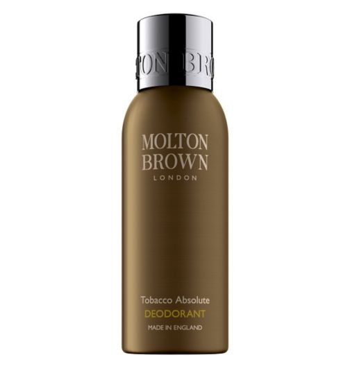 Molton Brown Tobacco Absolute Deodorant Spray 150ml