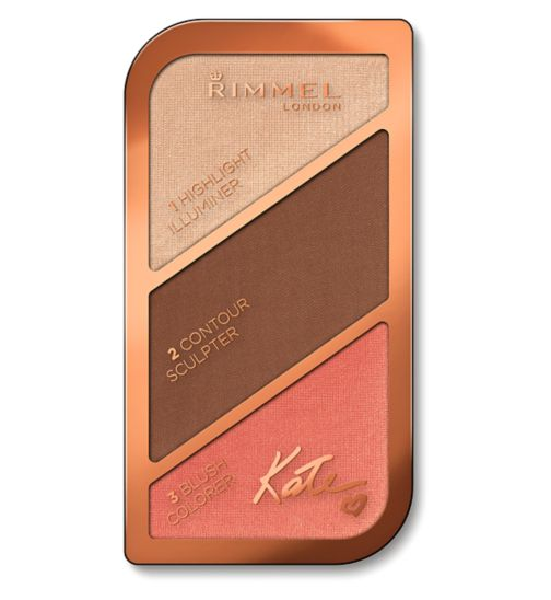 Rimmel London Sculpting Palette by Kate #003