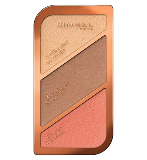Rimmel London Sculpting Palette by Kate 002