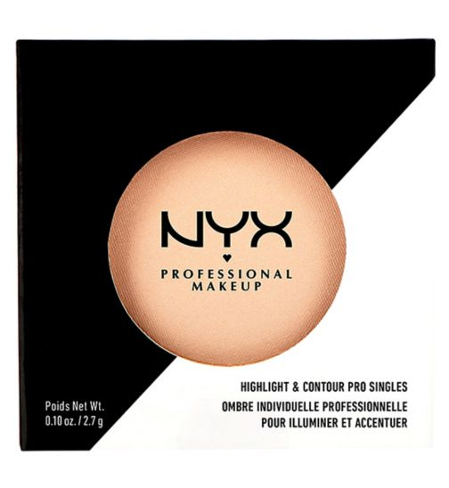 NYX Professional Makeup highlight & contour pro singles