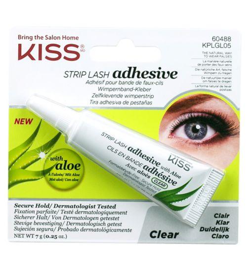 Kiss Strip Lash Aloe Glue