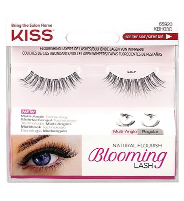 Kiss Blooming False Lash - Lily
