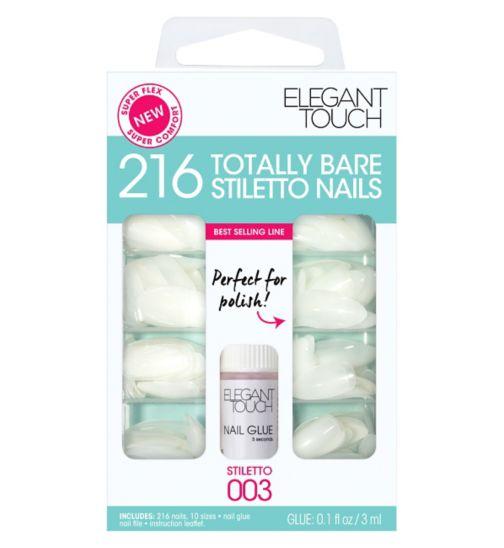 Elegant Touch Totally Bare Bumper Kit - Bare Stiletto