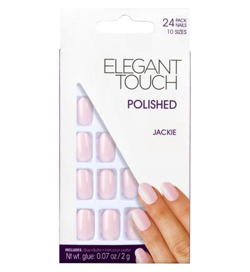 Elegant Polish Nails - Jackie (Baby Pink)