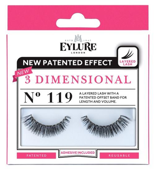 Eylure 3 Dimensional 119 Lash