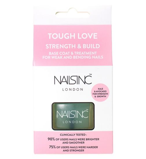 Nails inc Tough Love Nail Strengthening Treatment