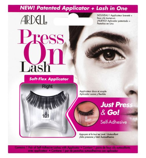 Ardell Press On False Lashes 101