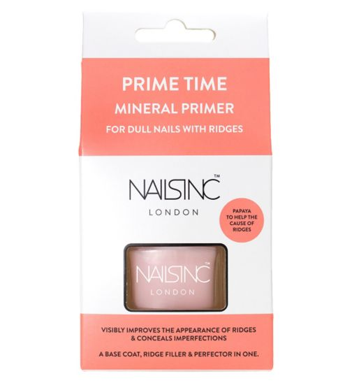 Nails inc Prime Time Mineral Nail Primer