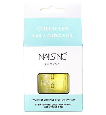 Nails inc Cuticles Nail & Cuticle Oil