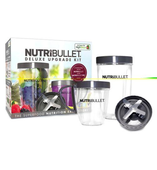NutriBullet Deluxe Upgrade Kit