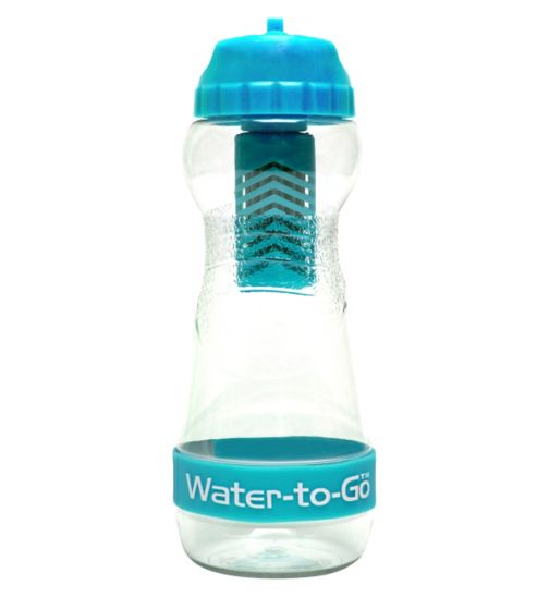 Go! From Water To Go - Blue 50cl