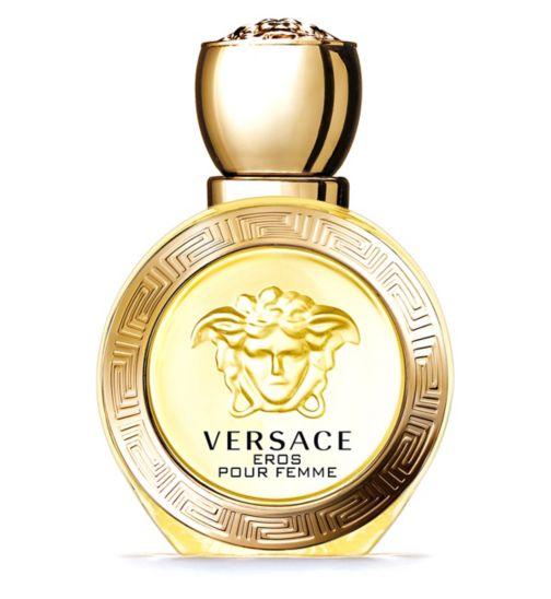 Versace Eros Femme Eau de Toilette Spray 50ml