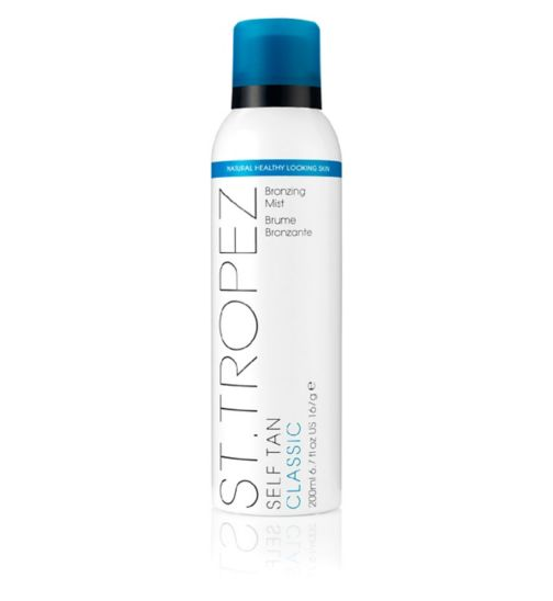 St Tropez Self Tan Classic Bronzing Mist 200ml