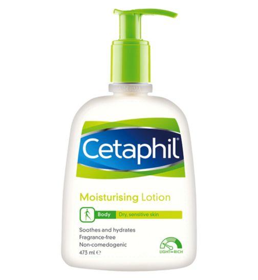 Cetaphil Moisturising Lotion - 473ml
