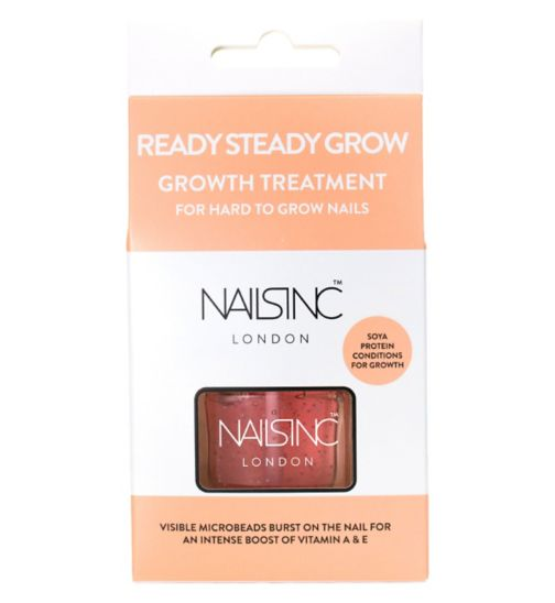 Nails inc Ready Steady Grow Nail Growth Treatment