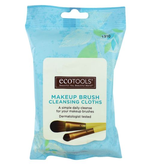 Eco Tools Makeup Brush Cleansing Cloths
