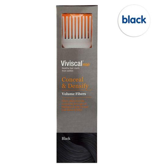 Viviscal Conceal & Densify Volume Hair Fibres - Black