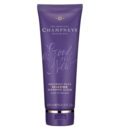 Champneys Heavenly Days Relaxing Warming Scrub 250ml