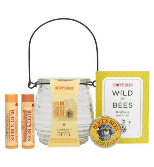 Burt's Bees Wild for Bees Gift Set