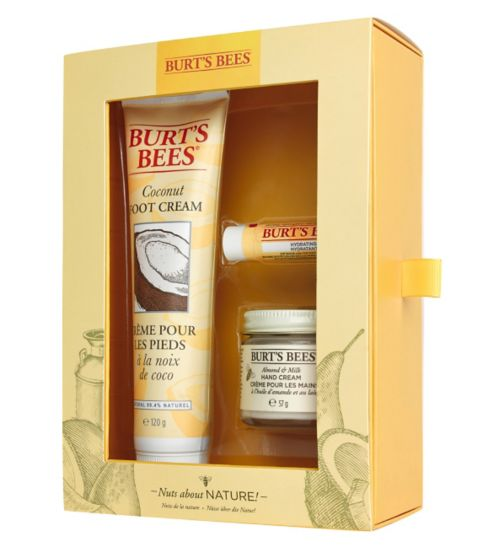 Burt's Bees Nut's about Nature Gift Set