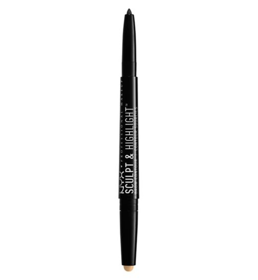 NYX Professional Makeup Sculpt & Highlight Brow Contour