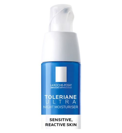 La Roche-Posay Toleriane Ultra Overnight Cream Sensitive Skin 40ml