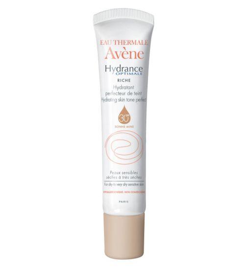 Avene Hydrance Optimale Skin Tone Perfector Rich, 40ml