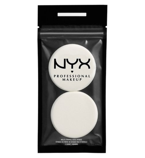 NYX Professional Makeup Multi Disc sponge