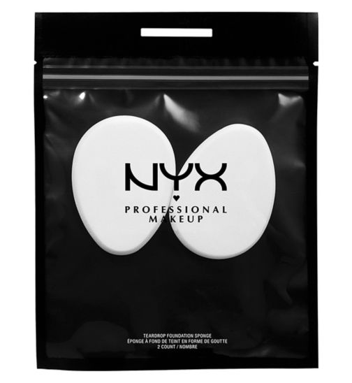 NYX Professional Makeup Teardrop foundation sponge