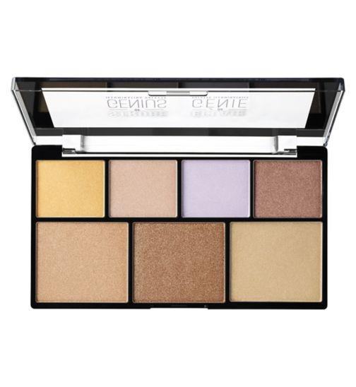 NYX Professional Makeup Strobe of Genius Illuminating Palette
