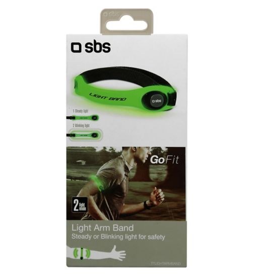 SBS Safety Armband With Security Light