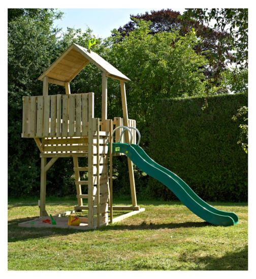 TP Toys Kingswood Tower with Slide