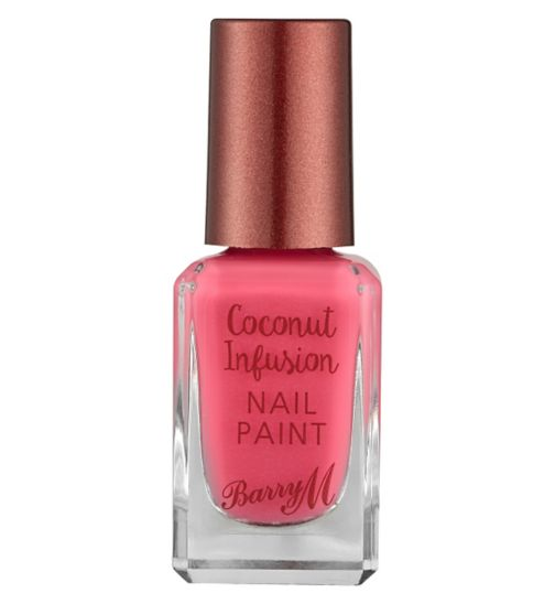 Barry M Coconut Infusion Gel Nail Paint 4 Aloha 10ml