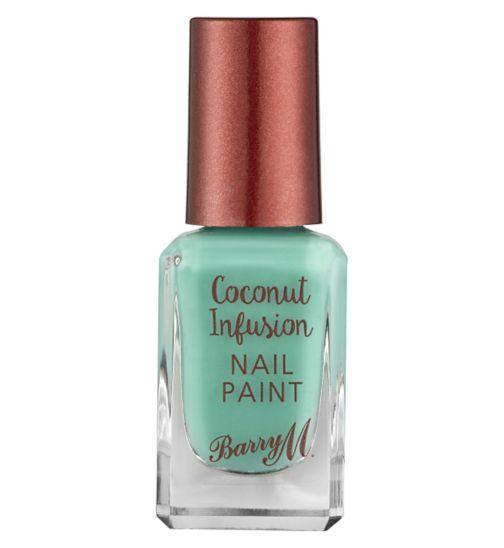 Barry M Coconut Infusion Gel Nail Paint 8 Bikini 10ml