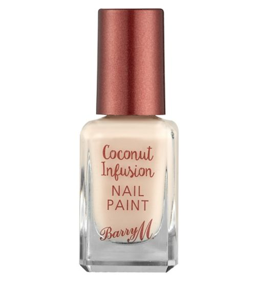 Barry M Coconut Infusion Gel Nail Paint 3 Skinny Dip 10ml