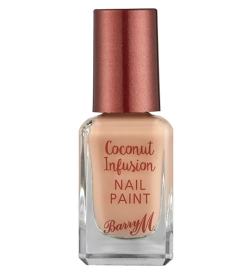 Barry M Coconut Infusion Gel Nail Paint 2 Sunkissed 10ml