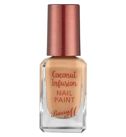 Barry M Coconut Infusion Gel Nail Paint 5 Tiki Hut 10ml
